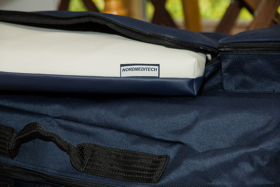 Die Transporttasche für das PMT 3006.